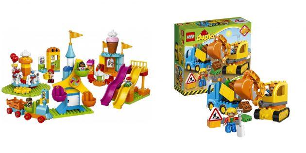 Geschenken voor de jongen: LEGO DUPLO-constructeur