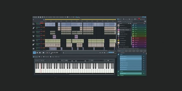 Müzik Editörleri: Magix Music Maker