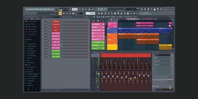 En İyi Müzik Yapımı Programları: FL Studio (FruityLoops)