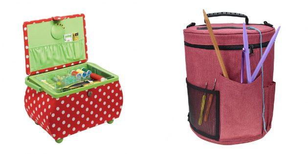 Yeni Yıl için büyükanne ne vermeli: saklama için kutu veya çanta