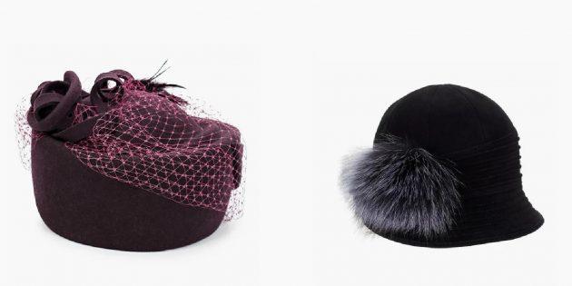 Yeni Yıl için büyükanne ne vermeli: bir şapka