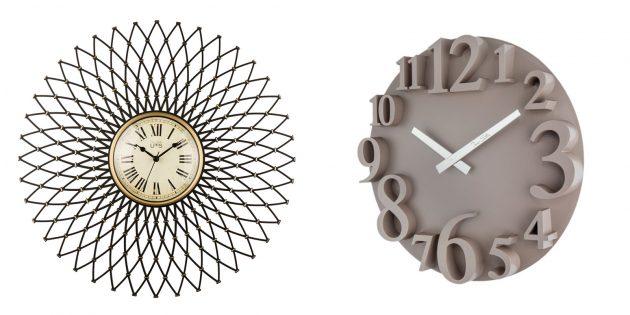 Что подарить учителю на Новый год: Настенные часы