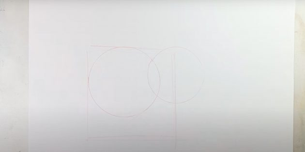 Vẽ một vòng tròn khác