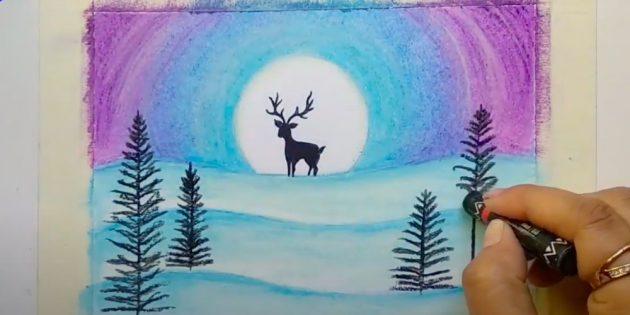 Dorisinate deer.