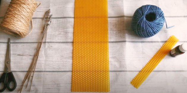 Лимон шамы - өз қолдары бар сәндік шамдар