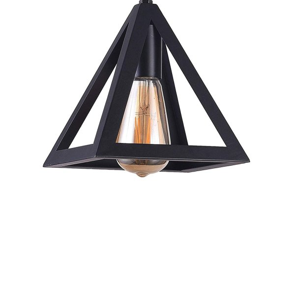 geometric mini pendant light # 18