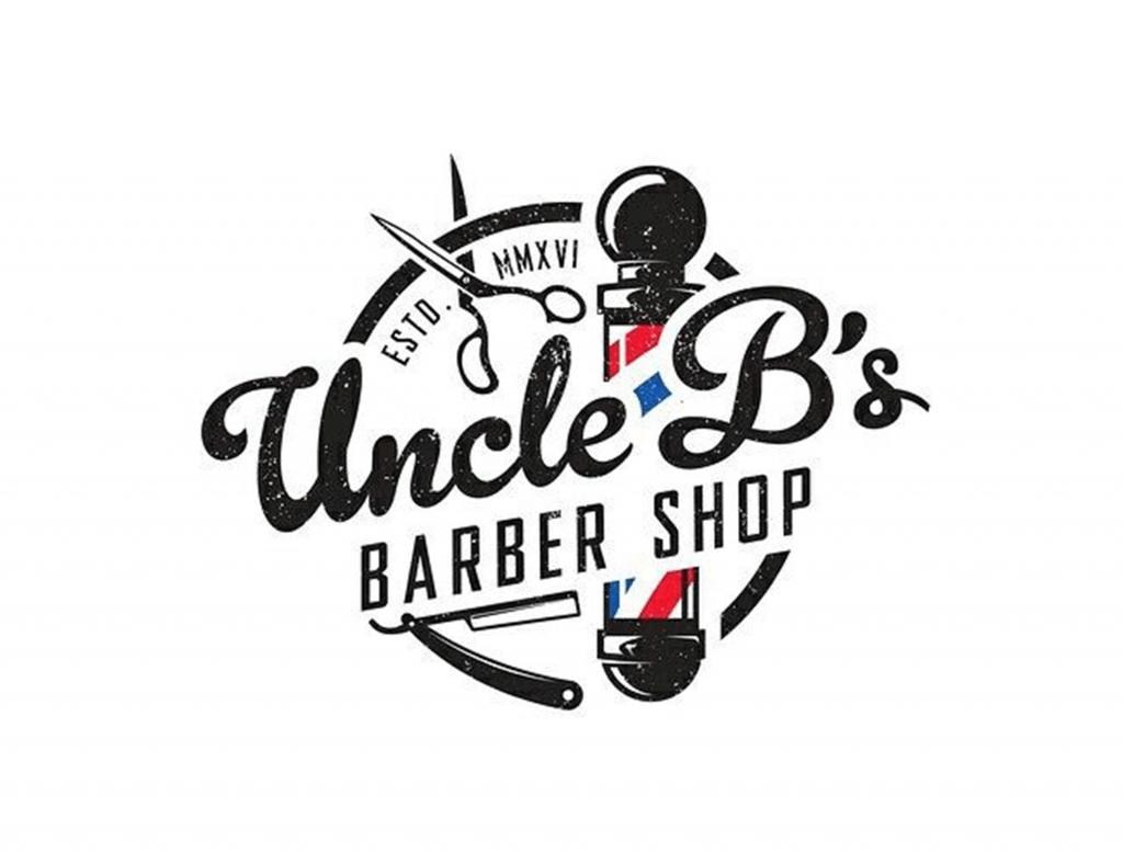 barber logo download - 584×500