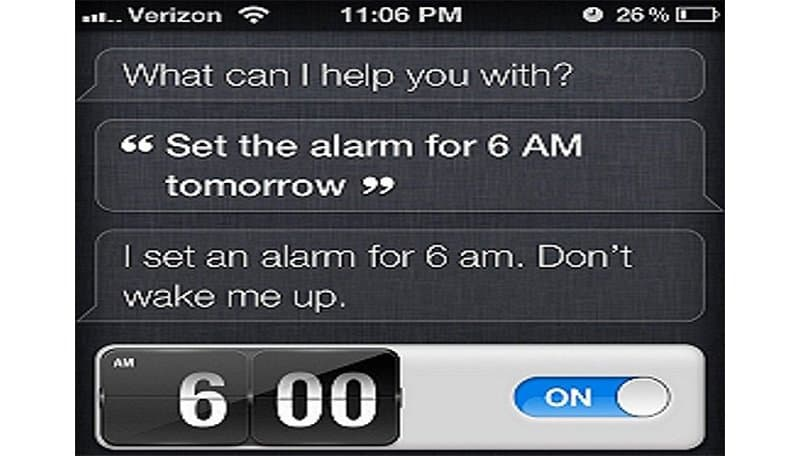 I Want Set Alarm