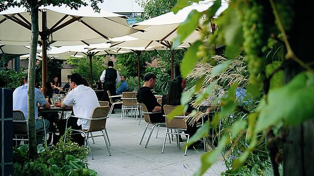 Best Alfresco Dining In London Restaurant Visitlondon Com