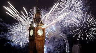 London New Year s Eve 2018   What s On   visitlondon com New Year s Eve fireworks