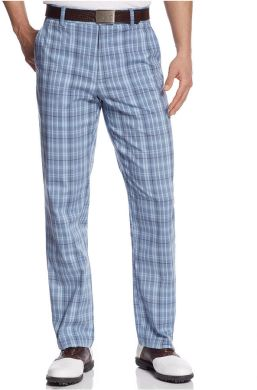 Greg Norman For Tasso Elba Tonal Plaid Golf Pants   Where to buy         Greg Norman For Tasso Elba Tonal Plaid Golf Pants