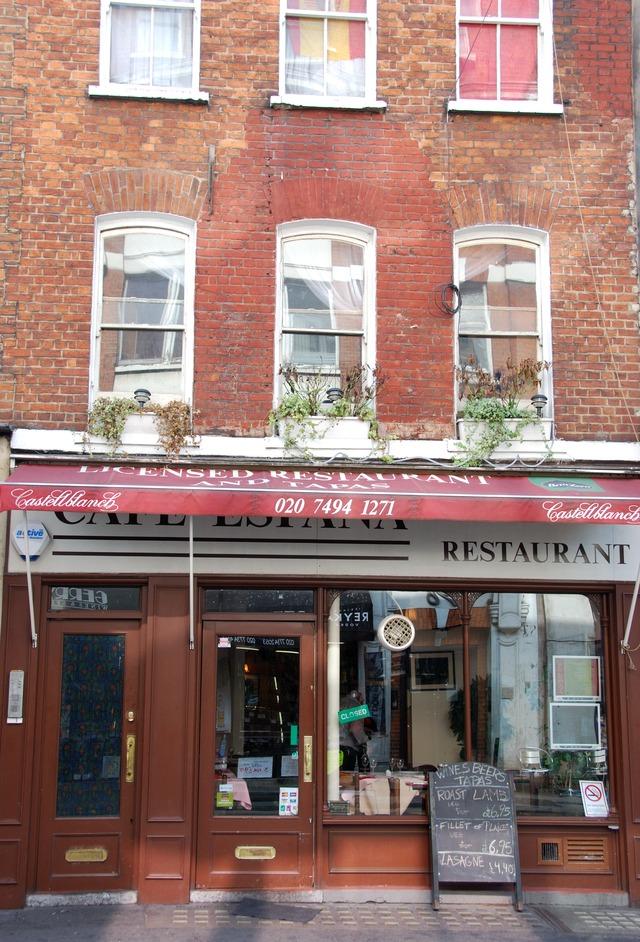 Family Restaurants Near Euston Station