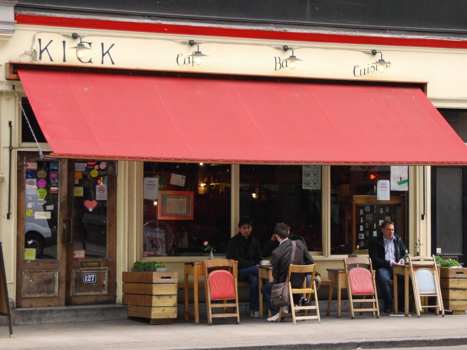 Places Eat West London