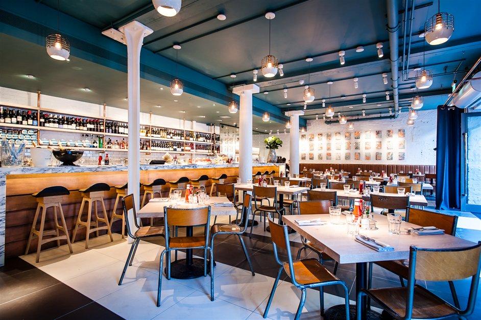Fish Restaurant 79th Street