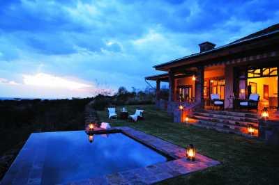 Singita Grumeti Reserves in Tanzania is the world's best hotel