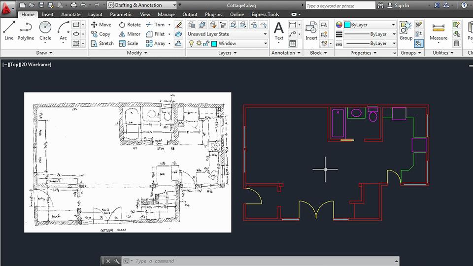 Free Floor Plan Drawing Software Windows