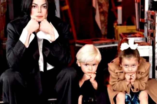 Michael Jackson kids: the other kids I'm thinking of in ...