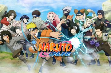 Browser Games   MMOHuts Drakensang Online Game Banner Naruto Online Game Banner