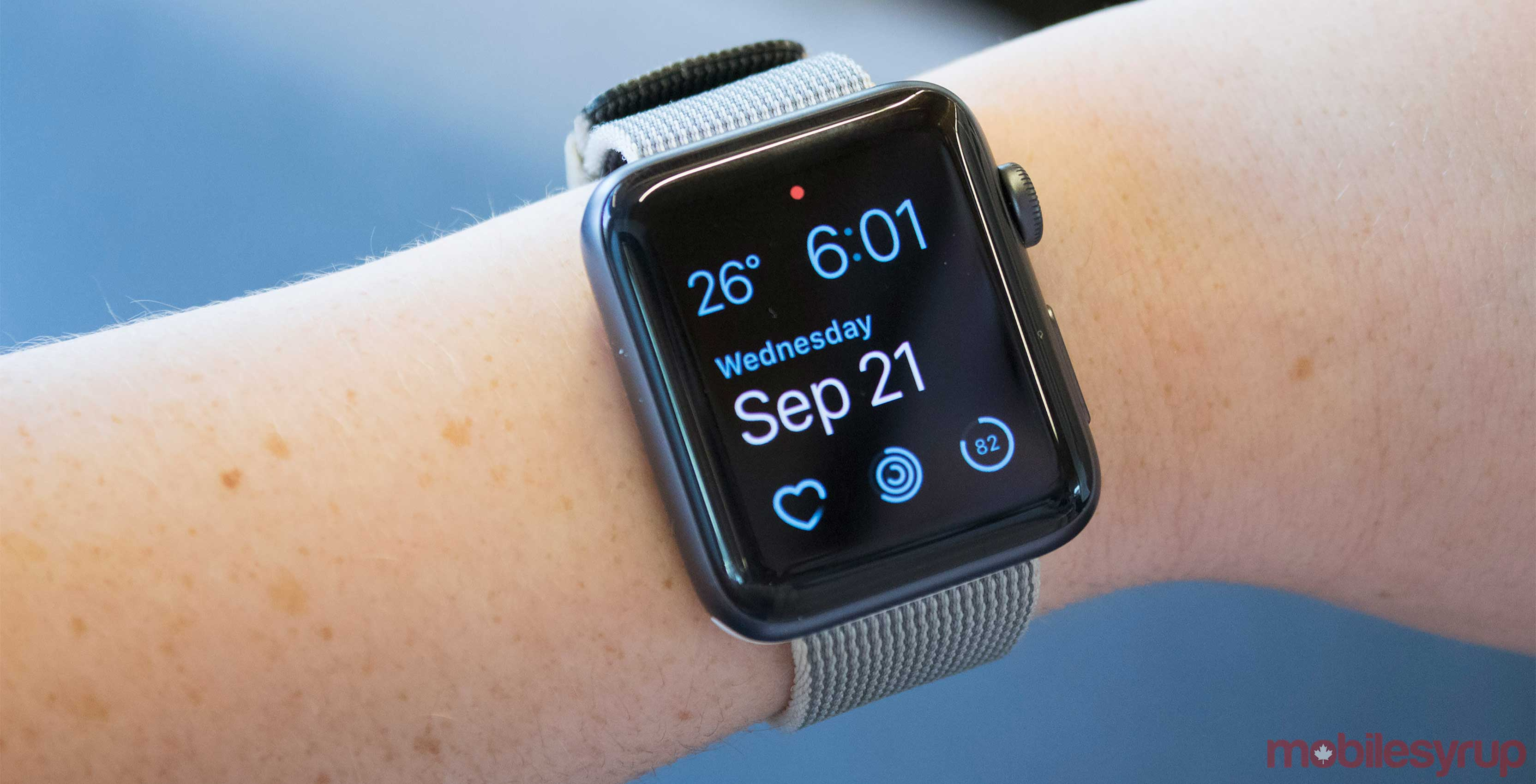 Canadian Apple Watch owners can now get up to  225 in trade in credits The Apple trade in program continues to expand in Canada with the recent  addition of the Apple Watch