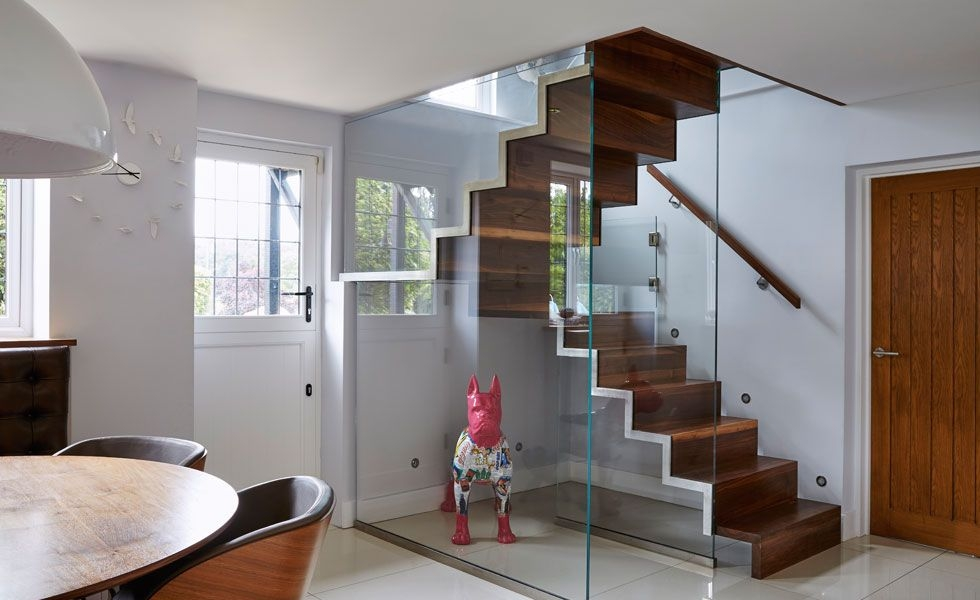 Staircase Design Guide All You Need To Know Homebuilding | First Floor Steps Design | Small House | Different Type House | Indoor | In House Construction | Entrance Step