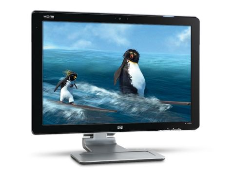 Hp W2448hc Review Techradar