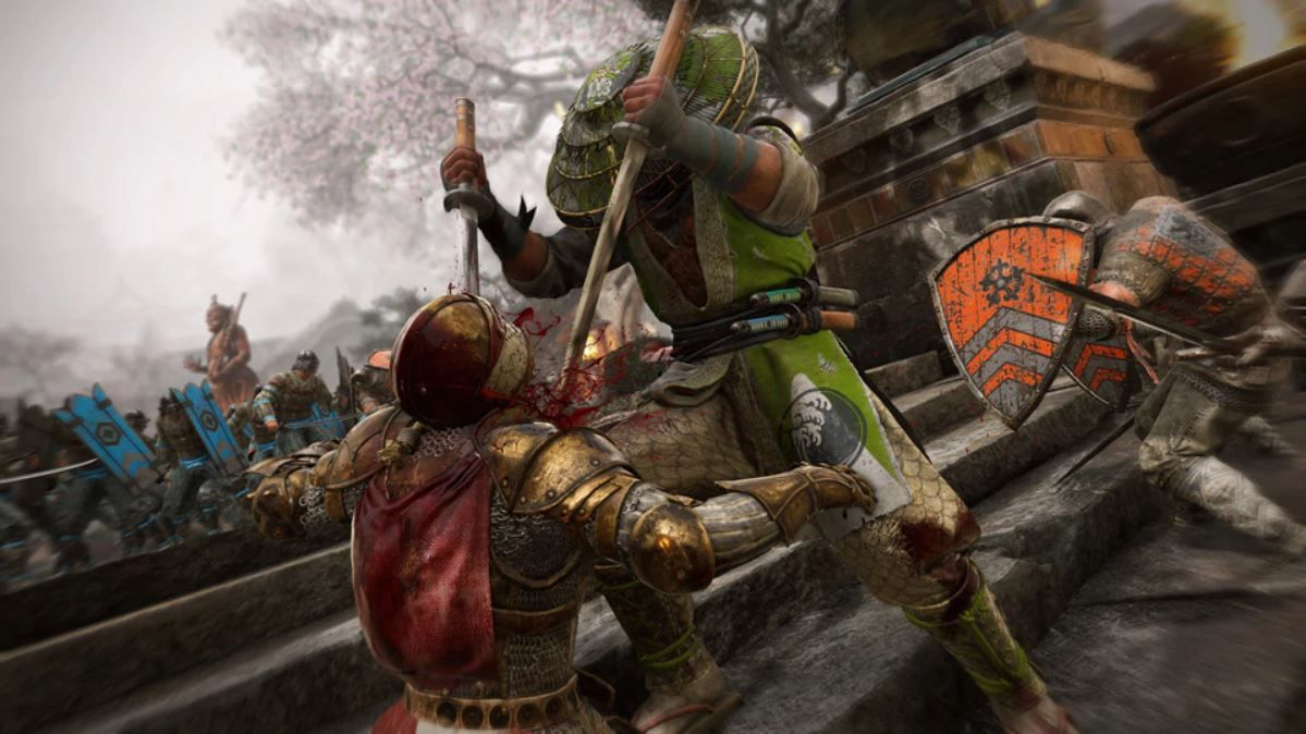 Next For Honor Season Adds A Viking Shaman And A Dual