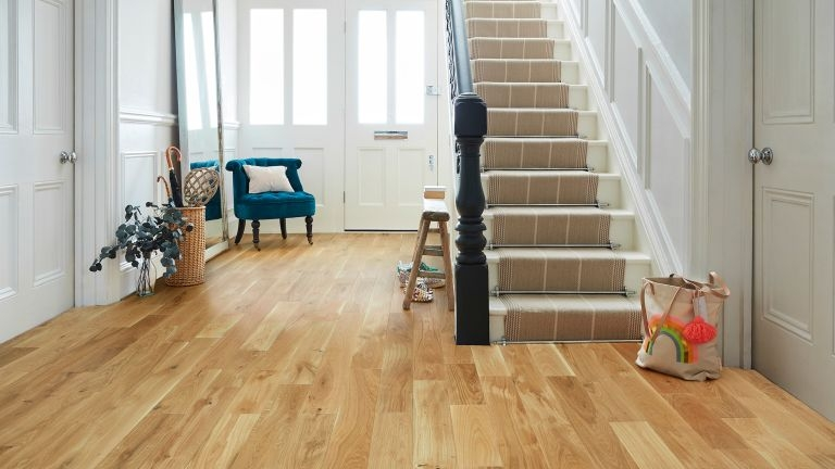 Best Hallway Flooring A Buyer S Guide Real Homes   Average Price For Hall Stairs And Landing Carpet   Stair Treads   Hardwood Flooring   Stair Case   Stair Railing   Steps