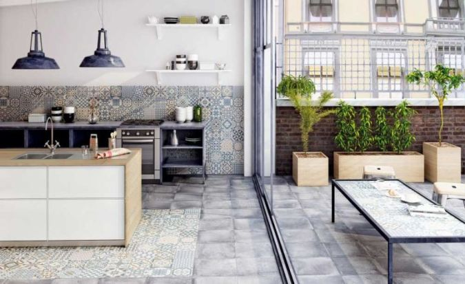 How to choose ceramic and porcelain floor tiles   Real Homes By Jo Messenger July 04  2018  Ceramic and porcelain tile floors