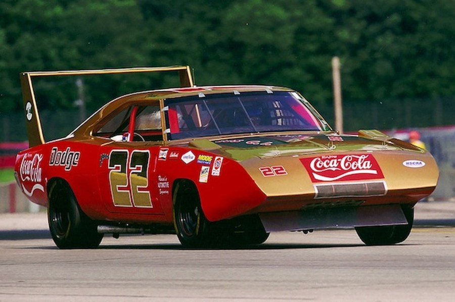 When Cars Flew  The Story of the 1969 Dodge Daytona