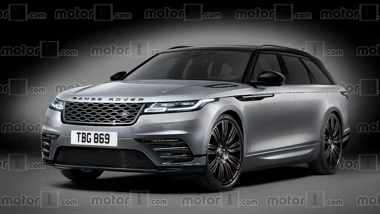 Range Rover S First Ev Will Be A Medium Suv
