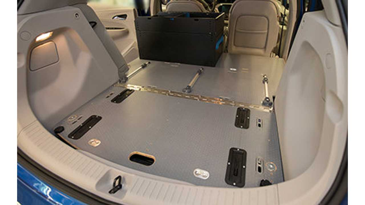 Chevrolet Bolt Quot Incomplete Quot Without Rear Seats In The Works