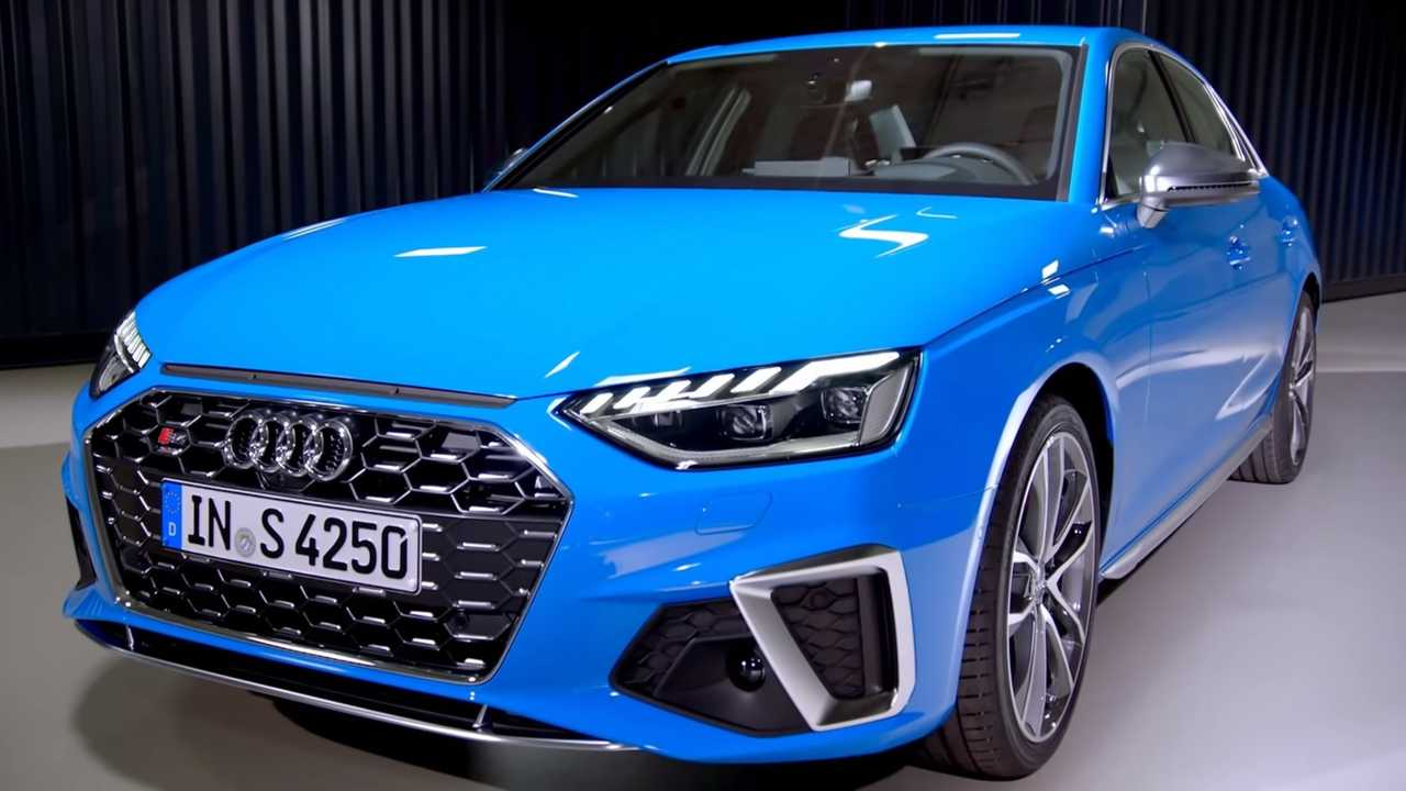 2020 Audi A4 S4 Design Changes Explained In Walkaround Video