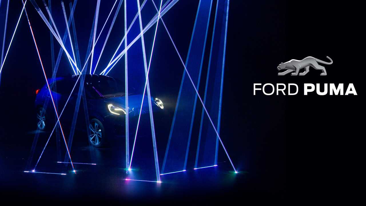 Ford Puma Small Crossover Previewed Ahead Of 2019 Release