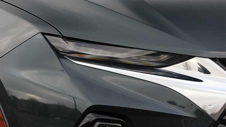 2019 Chevy Blazer Premier Awd Review Motor1 Com Photos