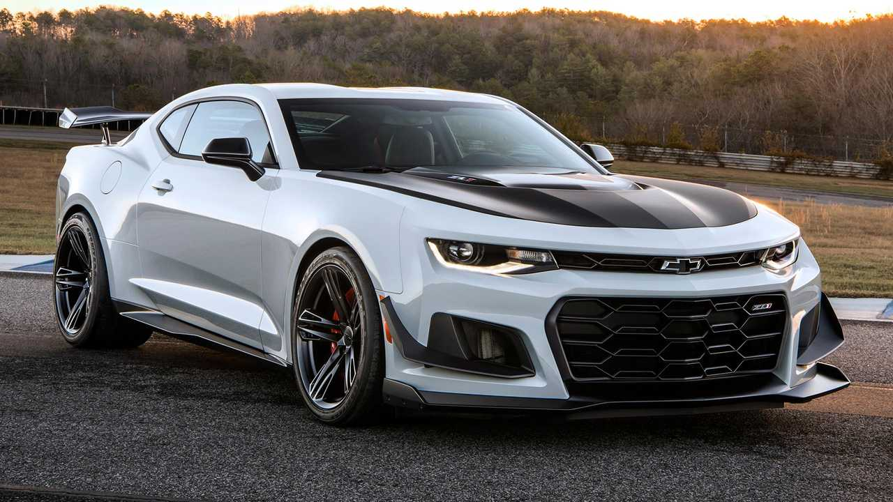 2019 Chevy Camaro ZL1 1LE Gains 10-Speed Automatic Gearbox ...