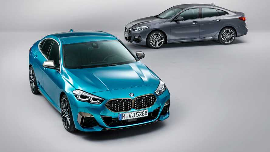 2020 Bmw 2 Series Gran Coupe Motor1 Com Photos