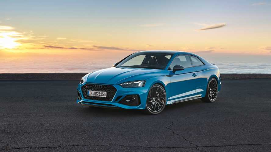 2020 Audi Rs5 Coupe Facelift Motor1 Com Photos