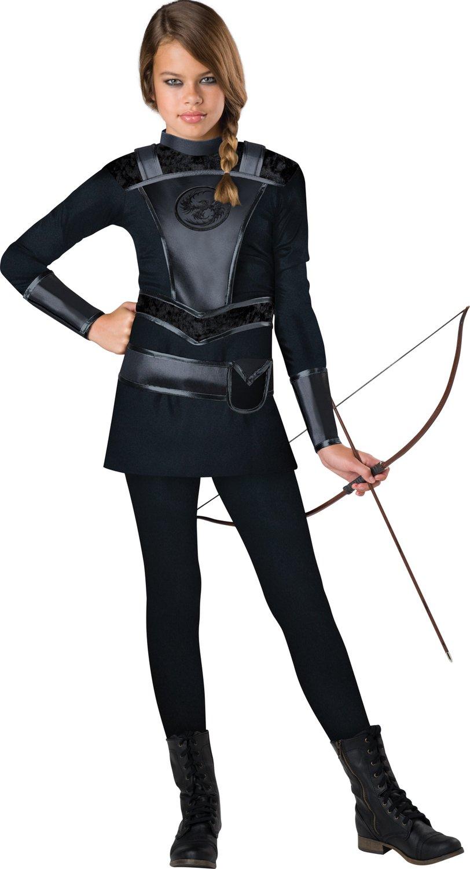 Girls Halloween Hunger Costumes Games