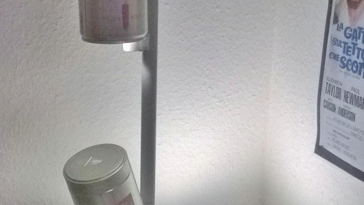 Ikea-Stehlampe neu gestalten Frag Mutti