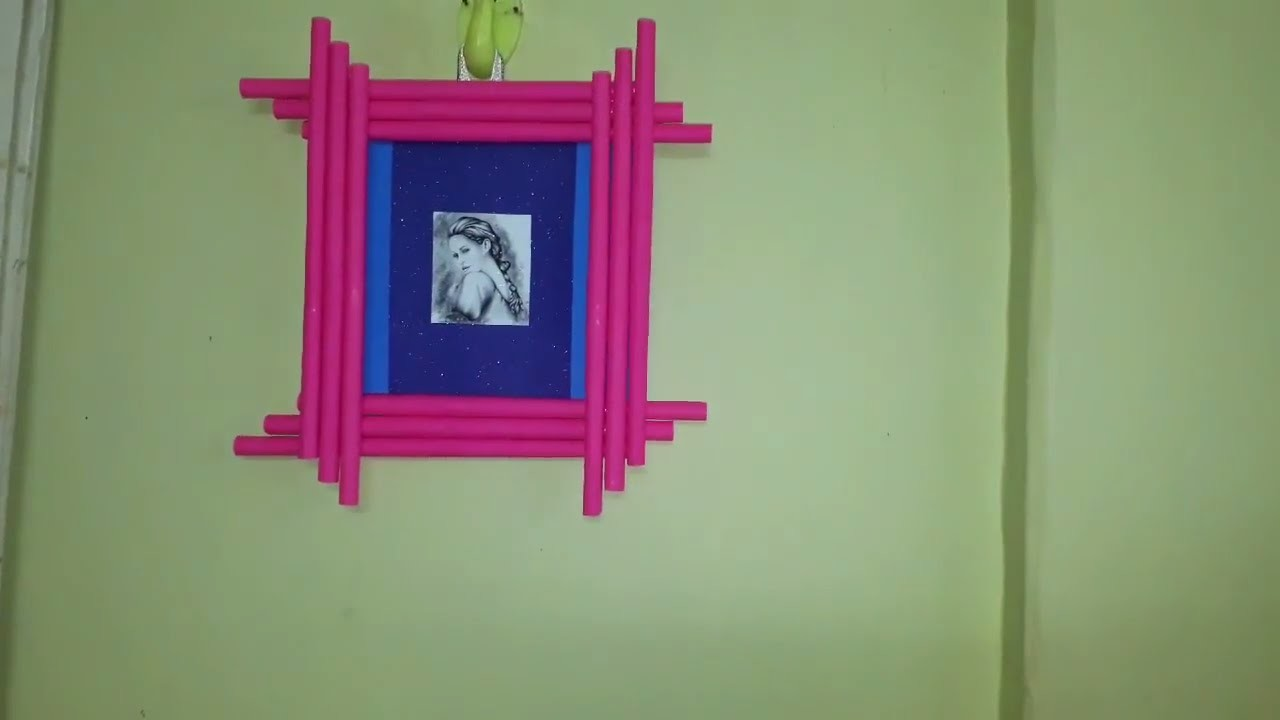 Cardboard Frames Decorate