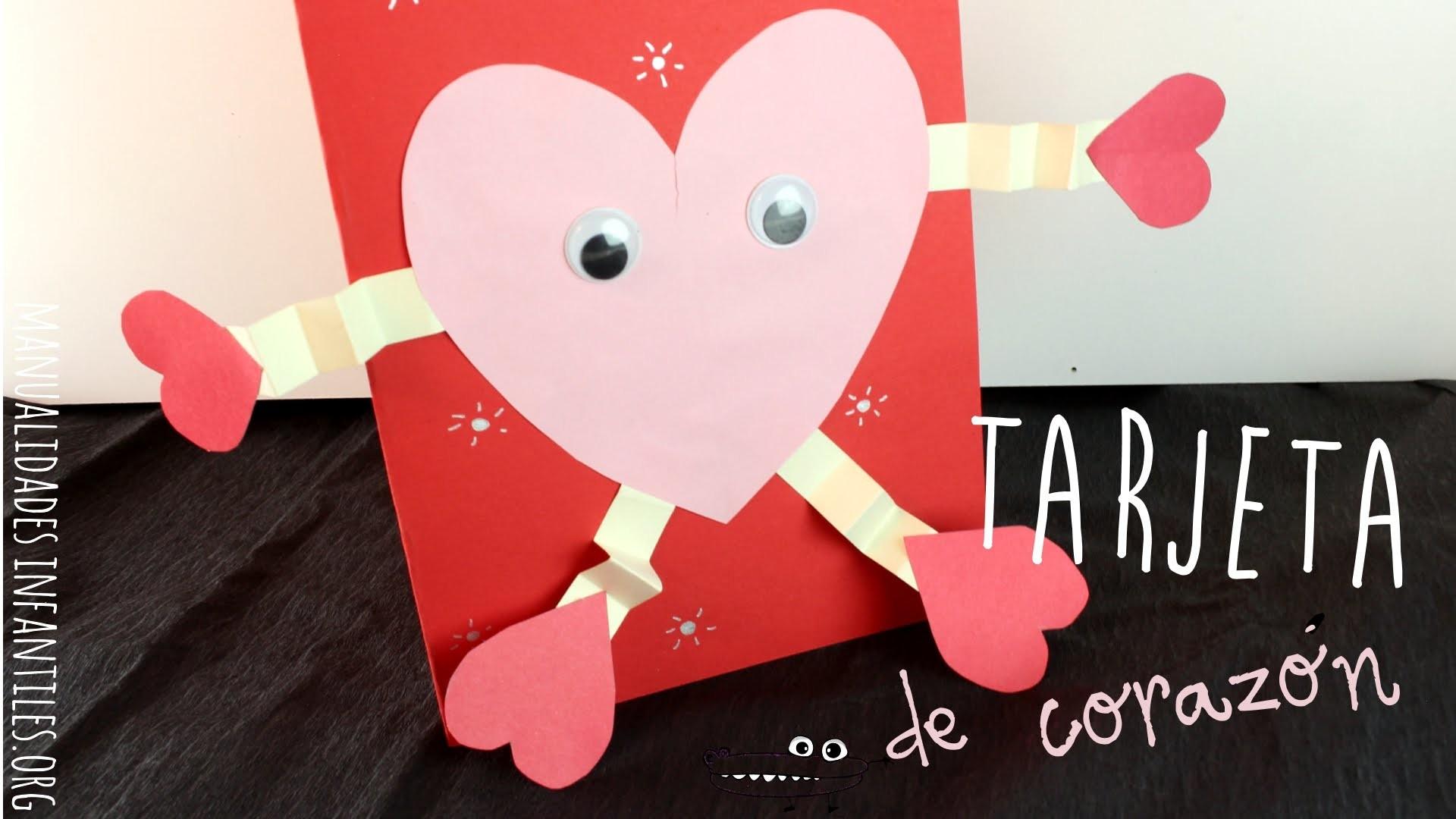 Manualidades Para Ninos En El Dia Del Amor Y La Amistad