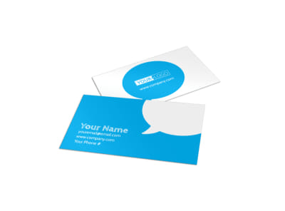 Reliable Health Insurance Business Card Template   MyCreativeShop