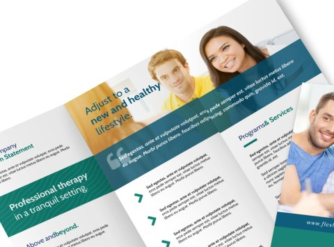 Grabs Full Pixels » Happy Counseling Tri Fold Brochure Template   MyCreativeShop Happy Counseling Tri Fold Brochure Template