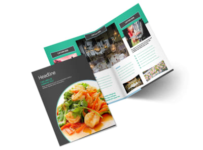 images for catering brochure templates