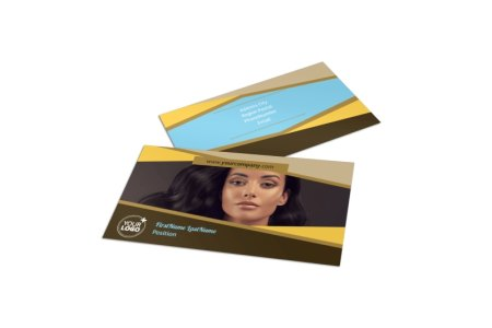 Makeup Artist Business Card Template   MyCreativeShop Makeup Artist Business Card Template