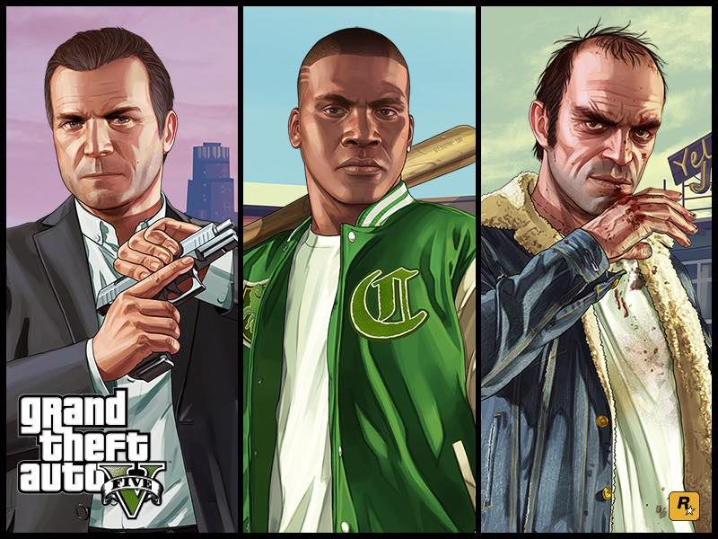 Gta V Could Be Coming To The Nintendo Switch Technology News
