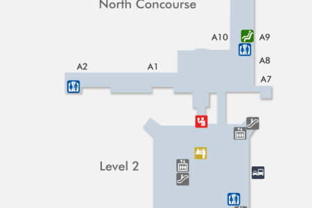 iah houston airport map » Full HD MAPS Locations - Another World ...