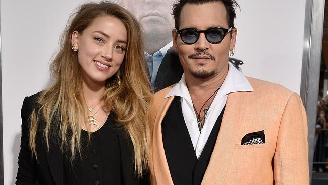 Johnny Depp divorce: Amber heard files for divorce