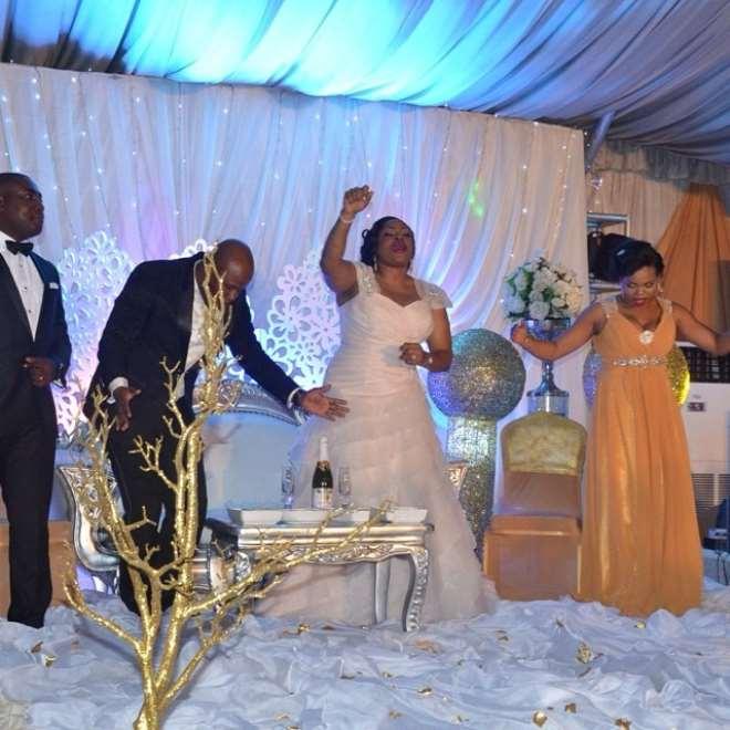 Photos From Gospel Singer Sinach S Wedding