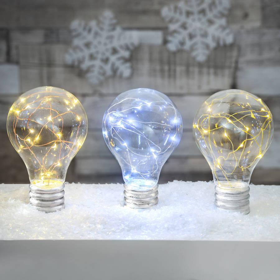 Bulbs Led 3 Way Light